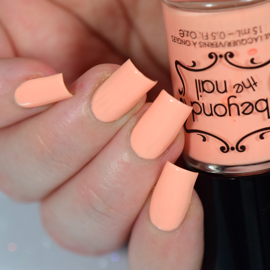 Soft Neon Collection from Beyond The Nail – Seriously Lacqueing